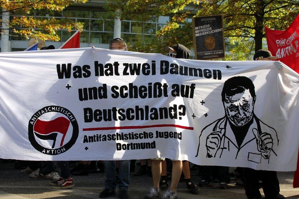 Stolzes Deutschland